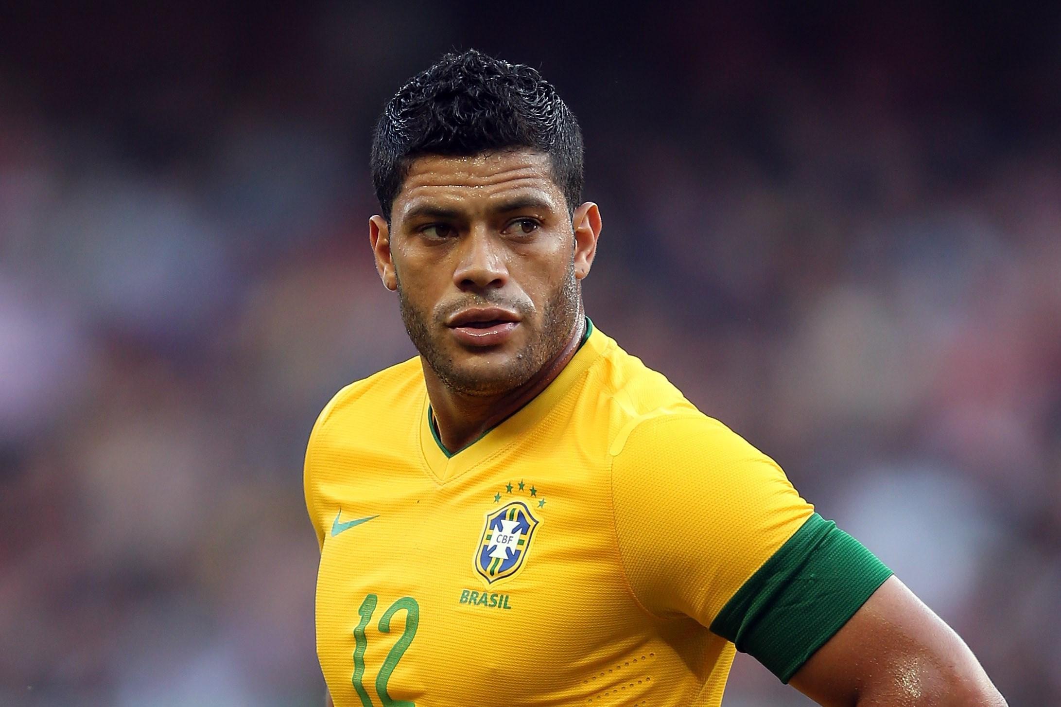هالك مع منتخب البرازيل (أرشيف)