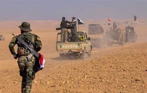 قوات الحشد الشعبي تعتقل قيادياً في داعش غربي الموصل