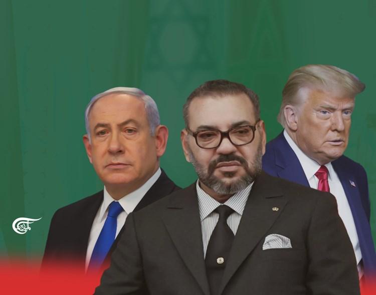 نتنياهو يحضر لزيارة ملك المغرب