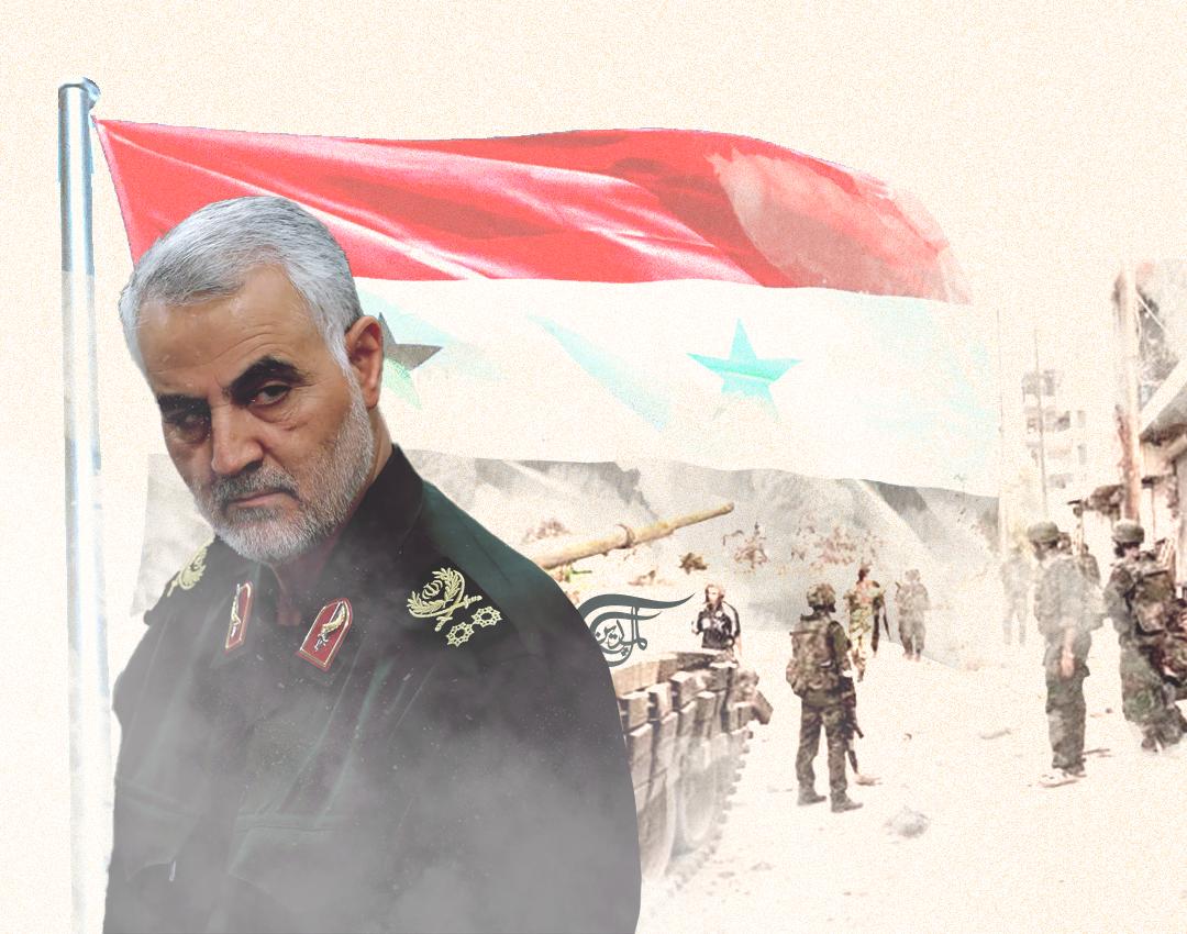 خلال تلك الحرب الكونية على سوريا توزّعت نقاط الضغوط من كلّ الاتجاهات