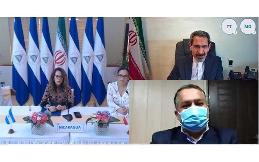 توقيع مذكرة تعاون سينمائي بين ايران ونيكاراغوا