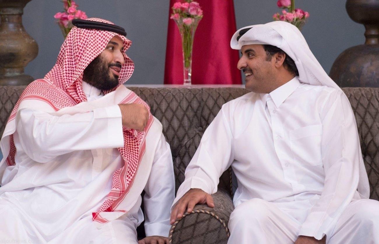 النزاع السعودي القطرى انتهى فهل تلحقان بركب التطبيع مع