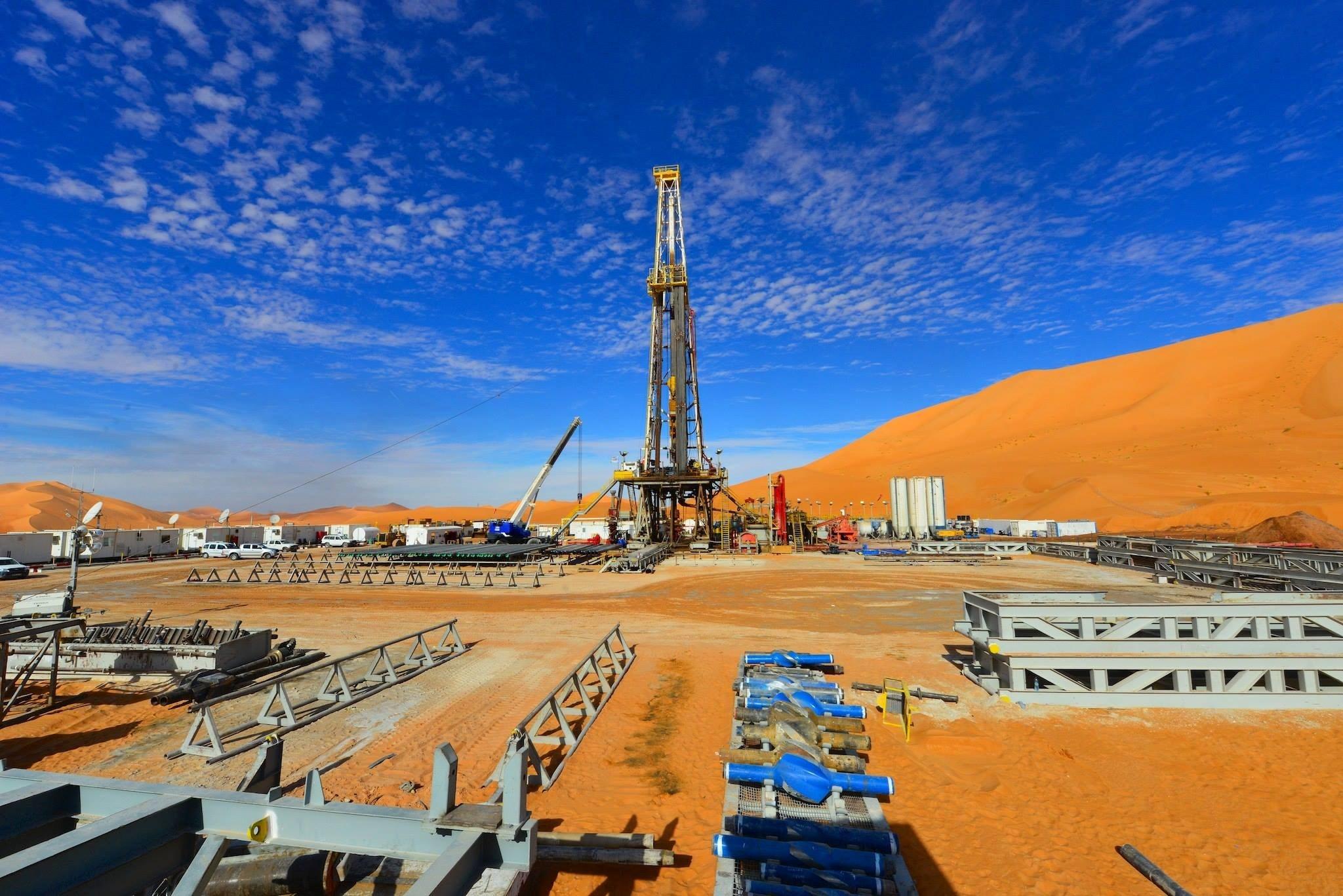 تنتج الجزائر نحو 1.2 مليون برميل يومياً من خام النفط