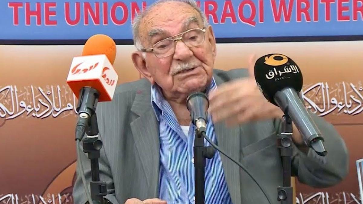 رحيل الشاعر العراقي ألفريد سمعان