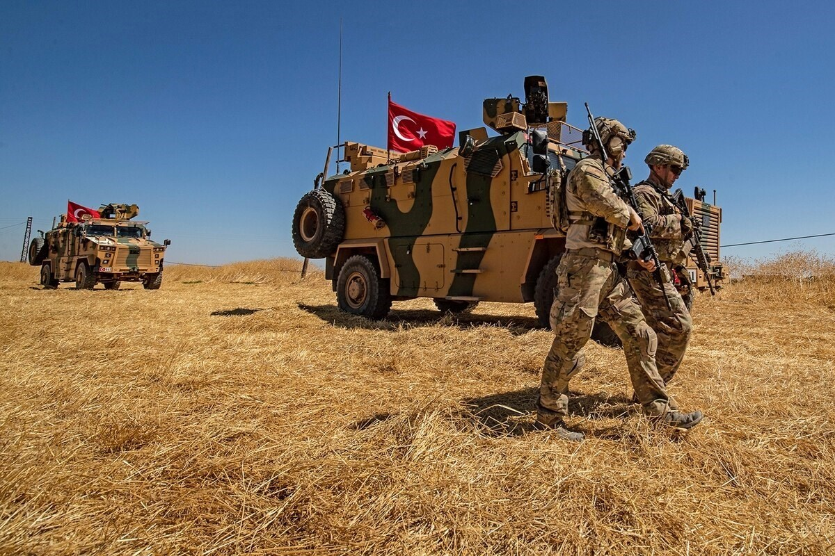 سوريا: تركيا تواصل قصف ريف عين عيسى