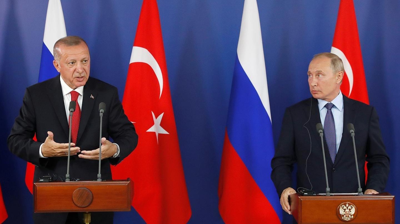تخشى أنقرة أن يُصار إلى تهميش نفوذها ودورها الإقليمي