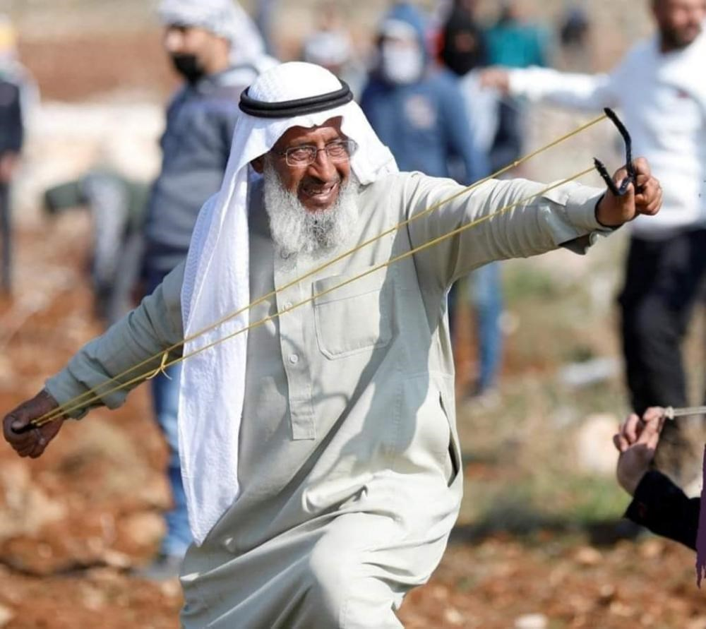 الفلسطيني سعيد عرمة
