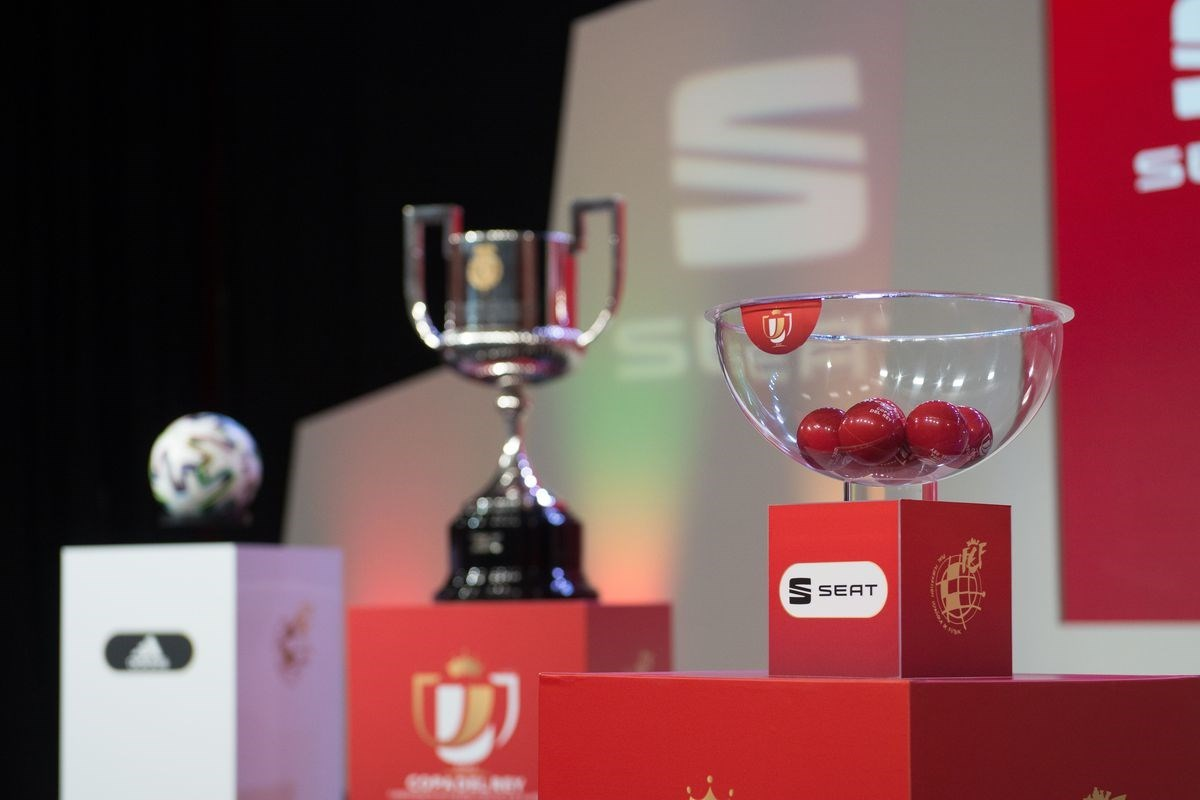قرعة كأس ملك إسبانيا