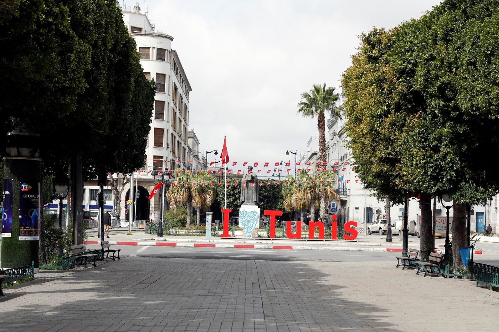 الداخلية التونسية: تم خلال العملية حجز سلاح حربي من نوع
