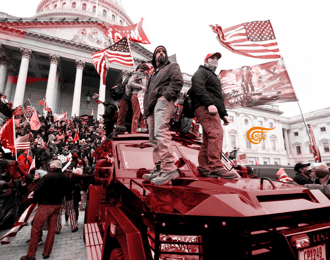 صورة الديموقراطية الأميركية تعرضت لضرر يصعب إصلاحه بعد اقتحام مبنى الكونغرس.