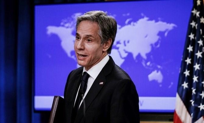 بلينكن: إيران قريبة من القنبلة النووية.. وسنراجع علاقاتنا بالسعودية