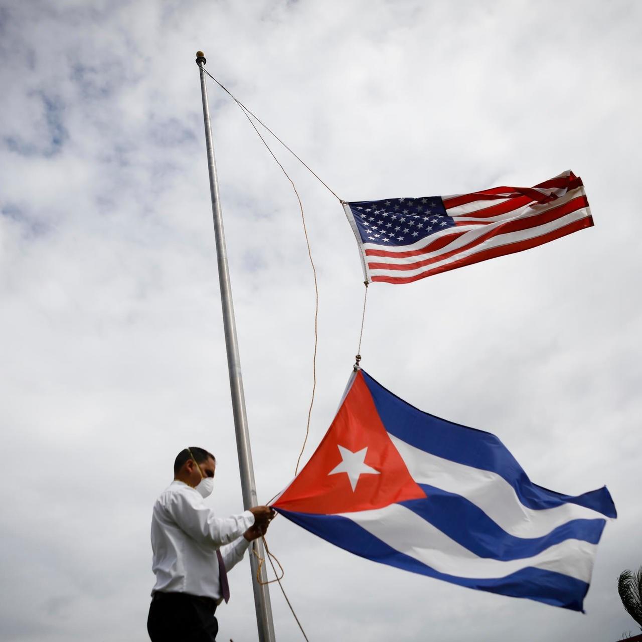العريضة طالبت بتفكيك نظام العقوبات الأميركي الذي يواصل الإضرار بالشعب الكوبي
