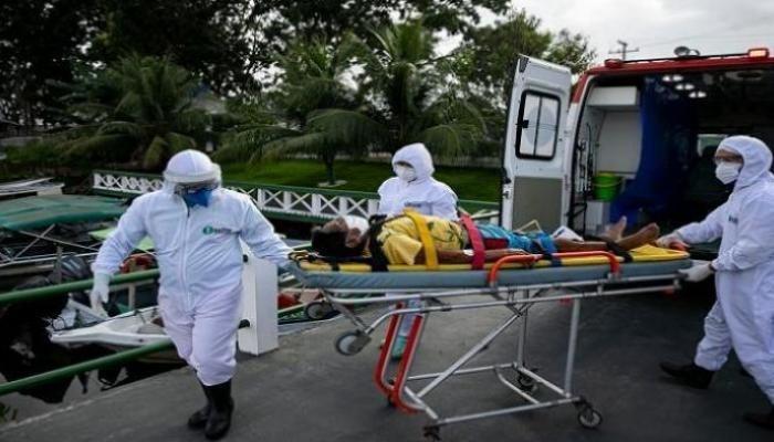 البرازيل تتخطى حاجز الـ 24 ألف إصابة بفيروس كورونا