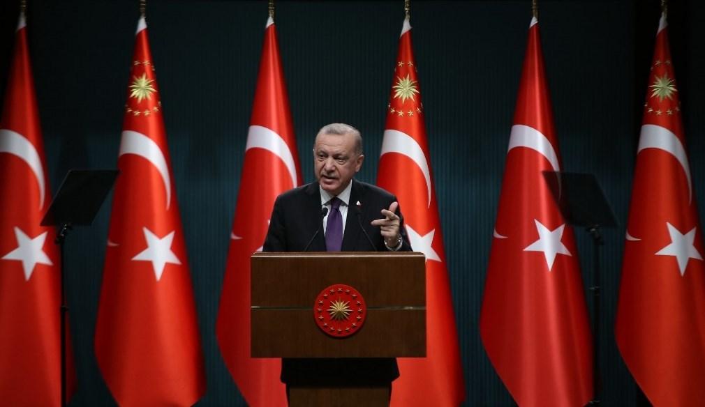 إردوغان: من الواضح أنه في صلب مشاكل تركيا دساتير صاغها انقلابيون منذ التسعينيات