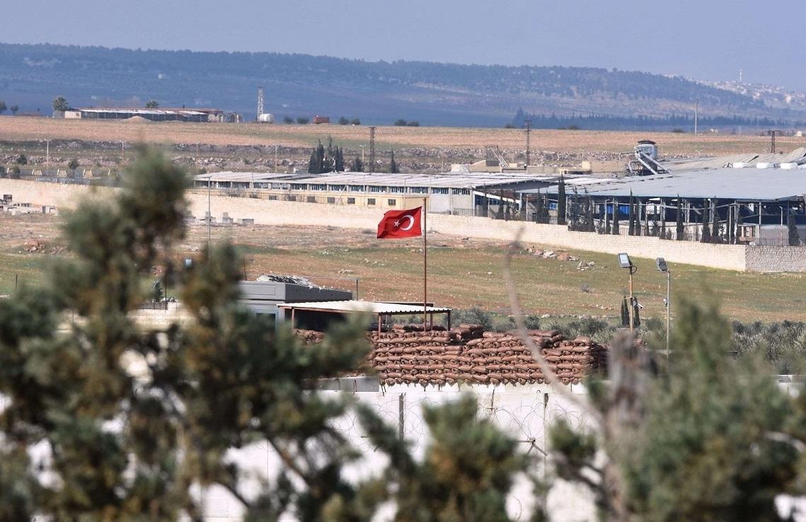شهدت نقاط المراقبة التركية في شمال غرب سوريا هجمات عديدة الشهر الماضي