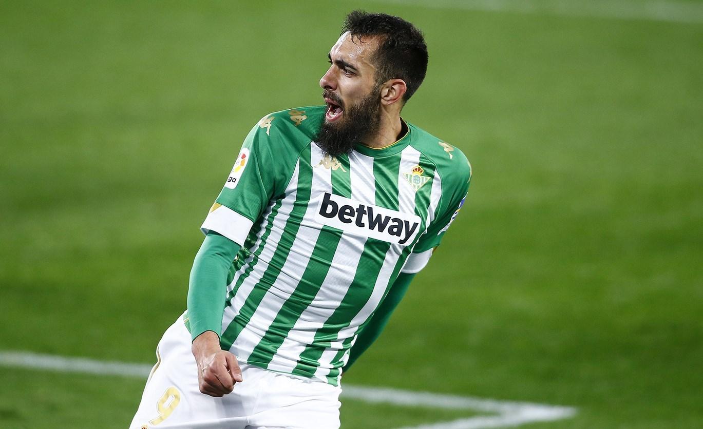 فاز ريال بيتيس على أوساسونا