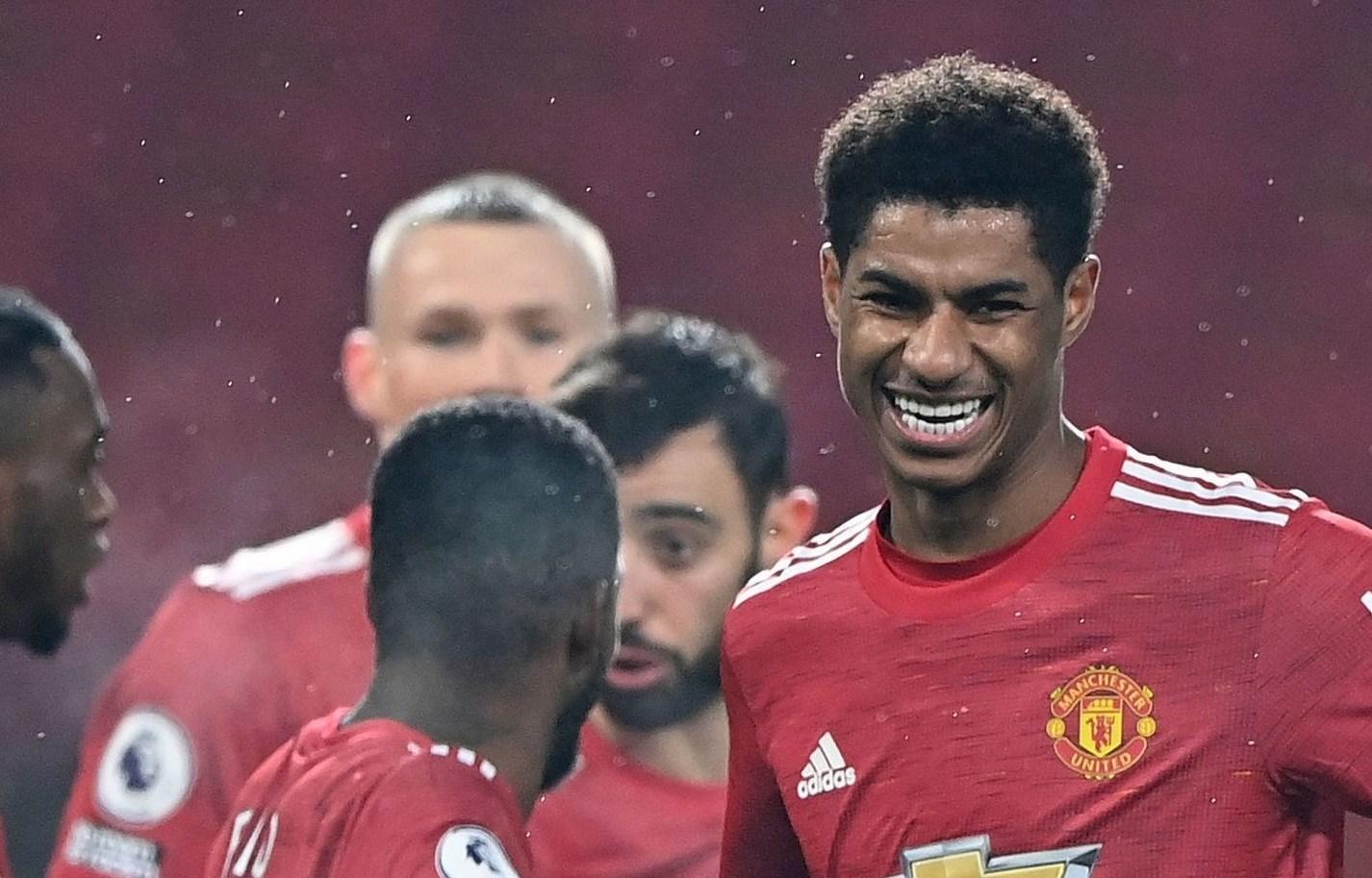 فاز مانشستر يونايتد على ساوثمبتون 9-0