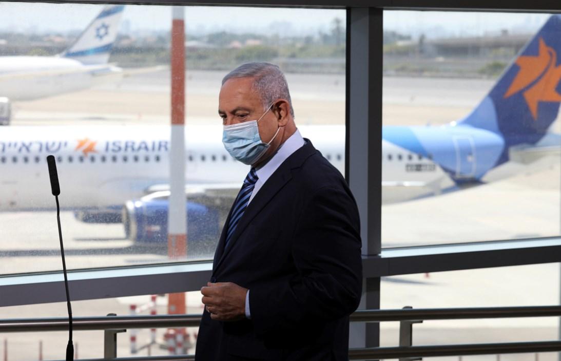 رئيس الوزراء الإسرائيلي بنيامين نتنياهو (صورة أرشيفية).