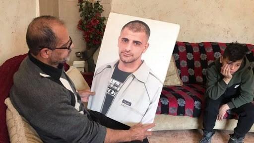 جلسة استئناف تعقد اليوم للأسير المريض بالسرطان حسين مسالمة