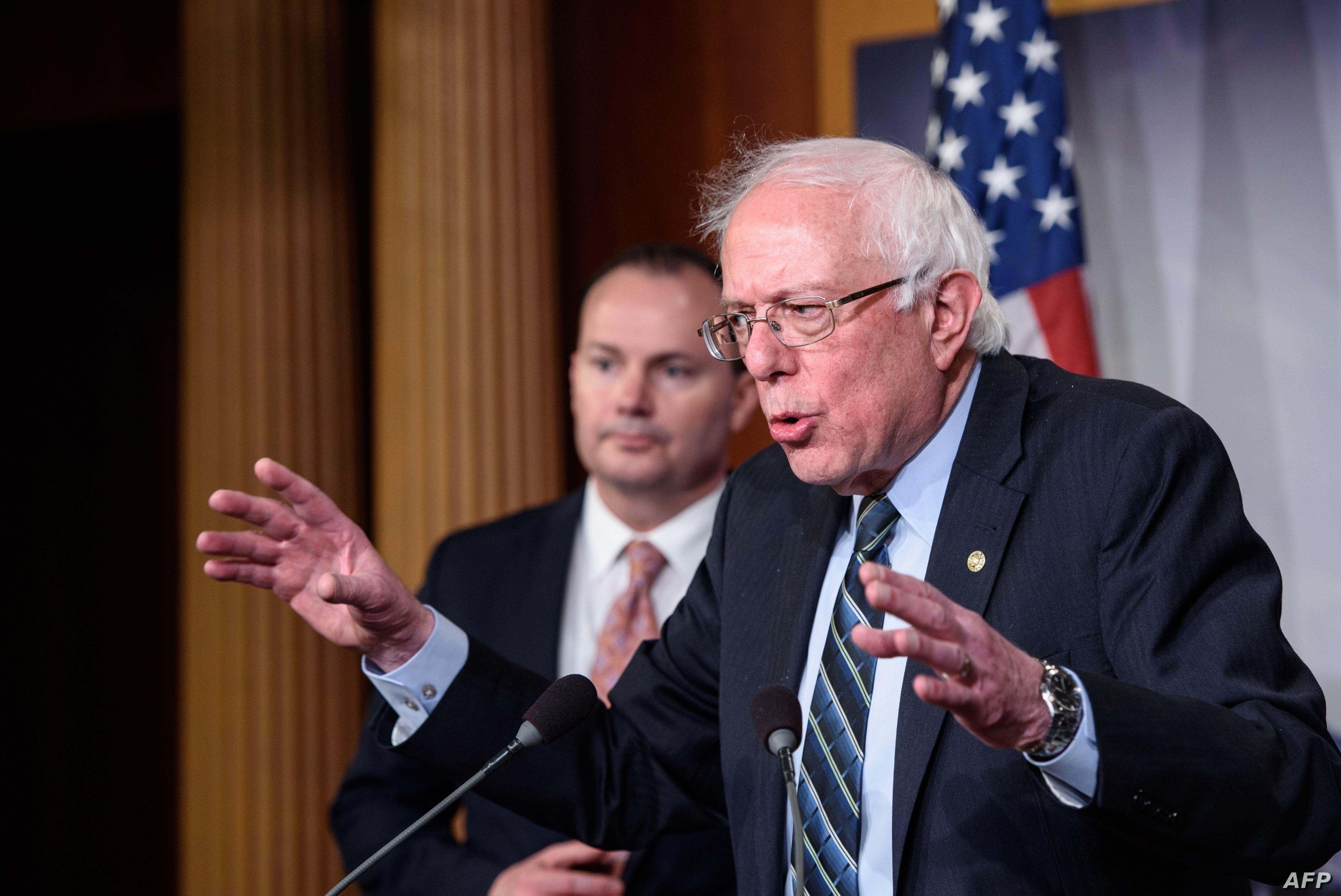 ساندرز: هذه الخطوة ستساعد في حل هذا الصراع وتقديم المساعدات وإعادة الإعمار اليمن