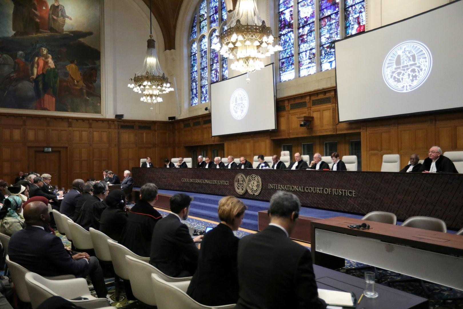 محكمة العدل الدولية قالت إن الدعوى التي تقدمت بها قطر ضد الإمارات ليس من اختصاصها
