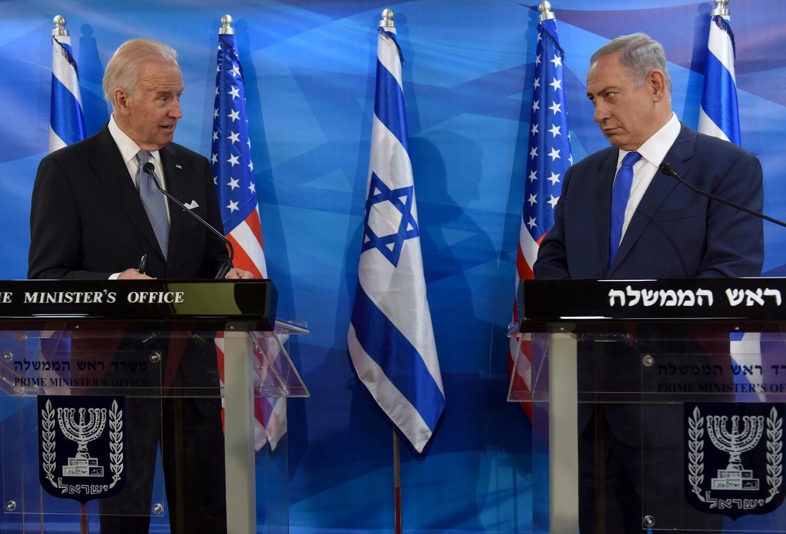 إعلام إسرائيلي: الأشخاص في محيط بايدن لم ينسوا أبداً خطاب نتنياهو في الكونغرس ضد الرئيس أوباما وضد الاتفاق النووي