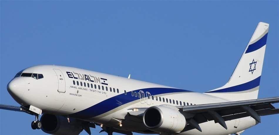طائرة إسرائيلية تتوجه إلى تركيا