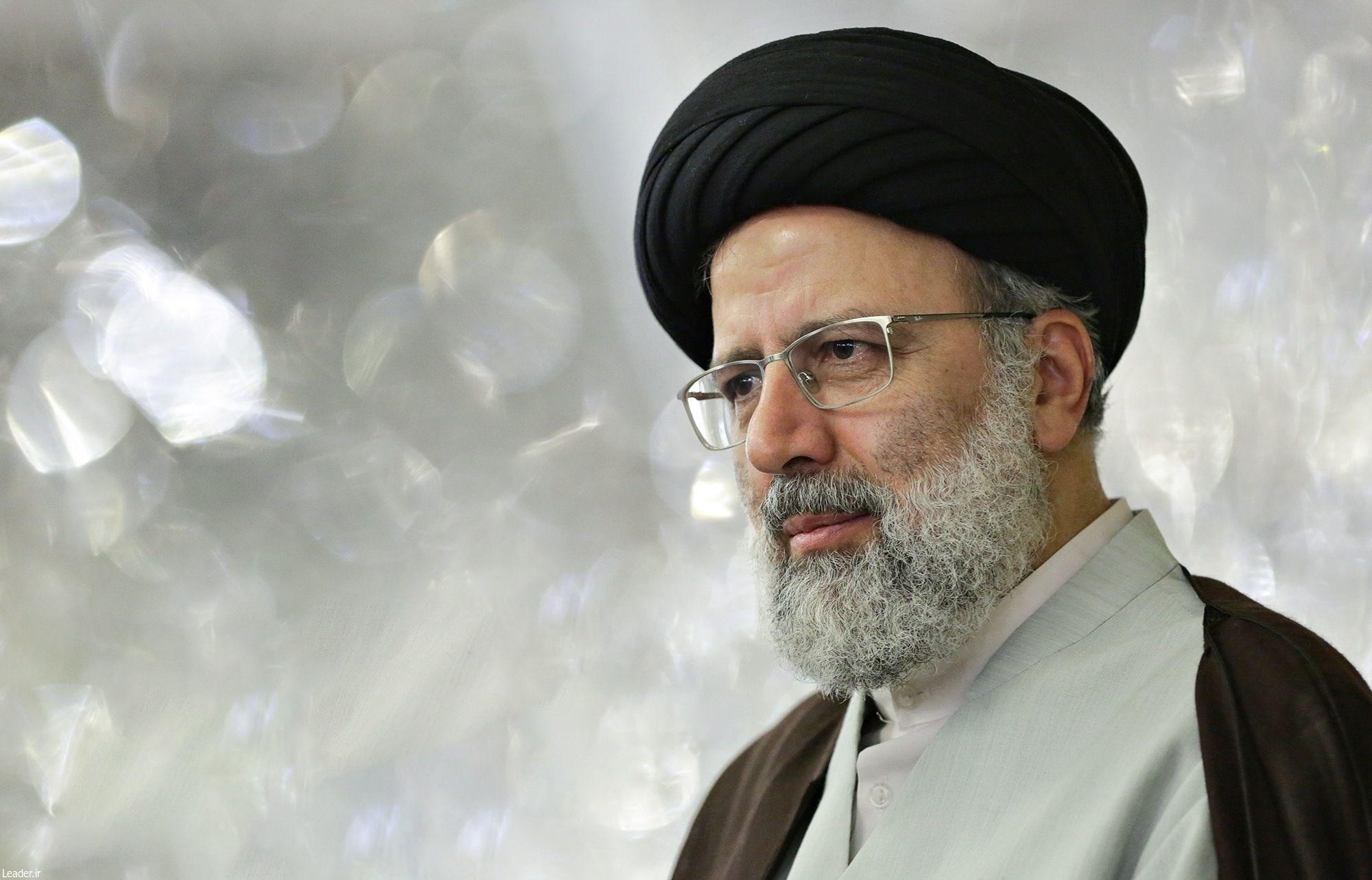 رئيس السلطة القضائية في إيران آية الله السيد ابراهيم رئيسي (صورة أرشيفية).