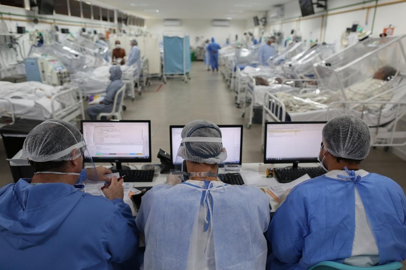 البرازيل: تجاوز عدد المصابين بـ