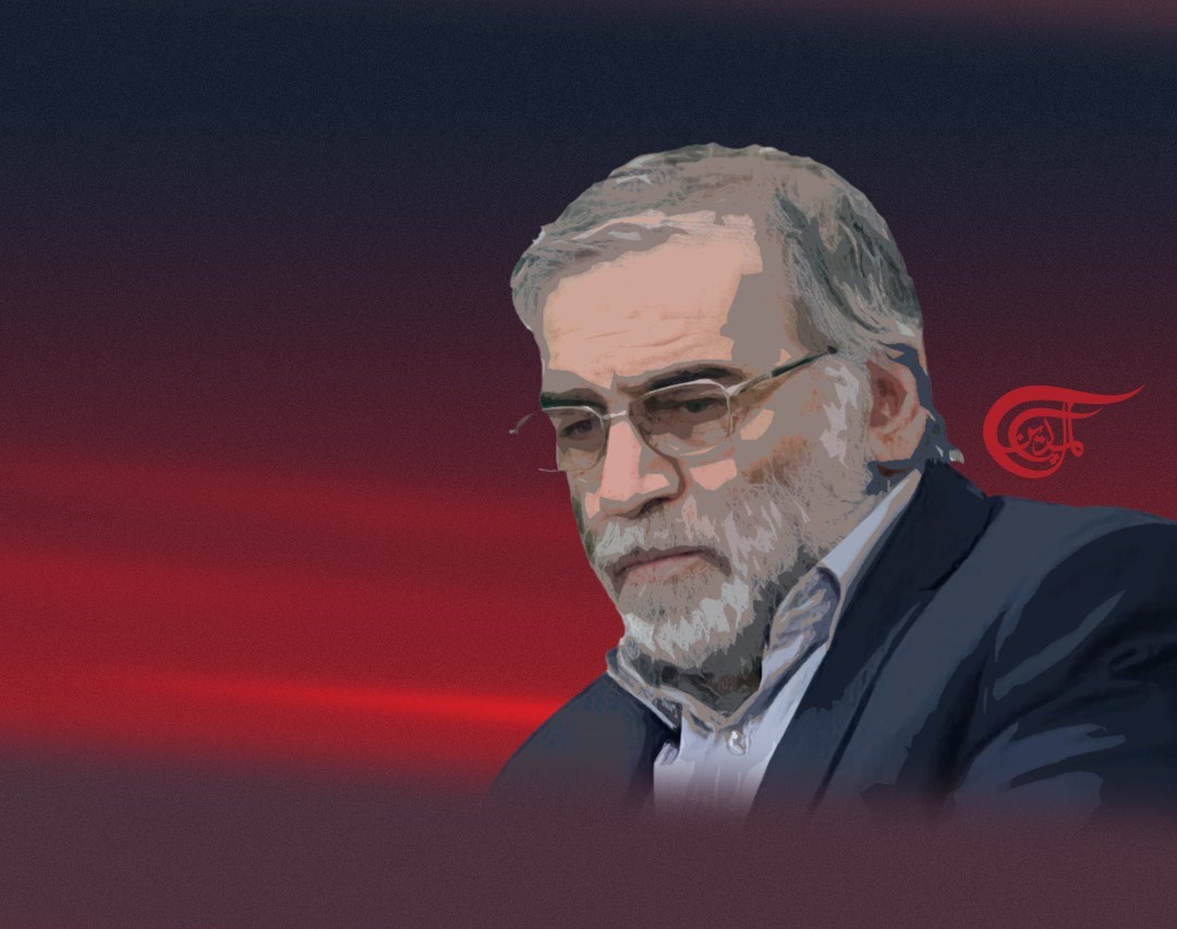 رئيس منظمة البحث والتطوير في وزارة الدفاع الإيرانية محسن فخري زادة.