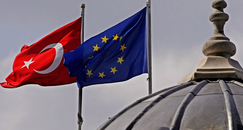 تسعى تركيا جاهدة للانضمام إلى الاتحاد الأوروبي منذ 5 عقود