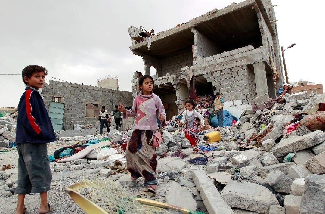 استمرار الحرب على اليمن لأكثر من 6 سنوات أدى إلى كوارث إنسانية ومجاعة وأمراض وأضرار مادية هائلة
