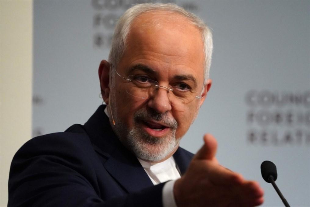 وزير الخارجية الإيراني محمد جواد ظريف (صورة أرشيفية).