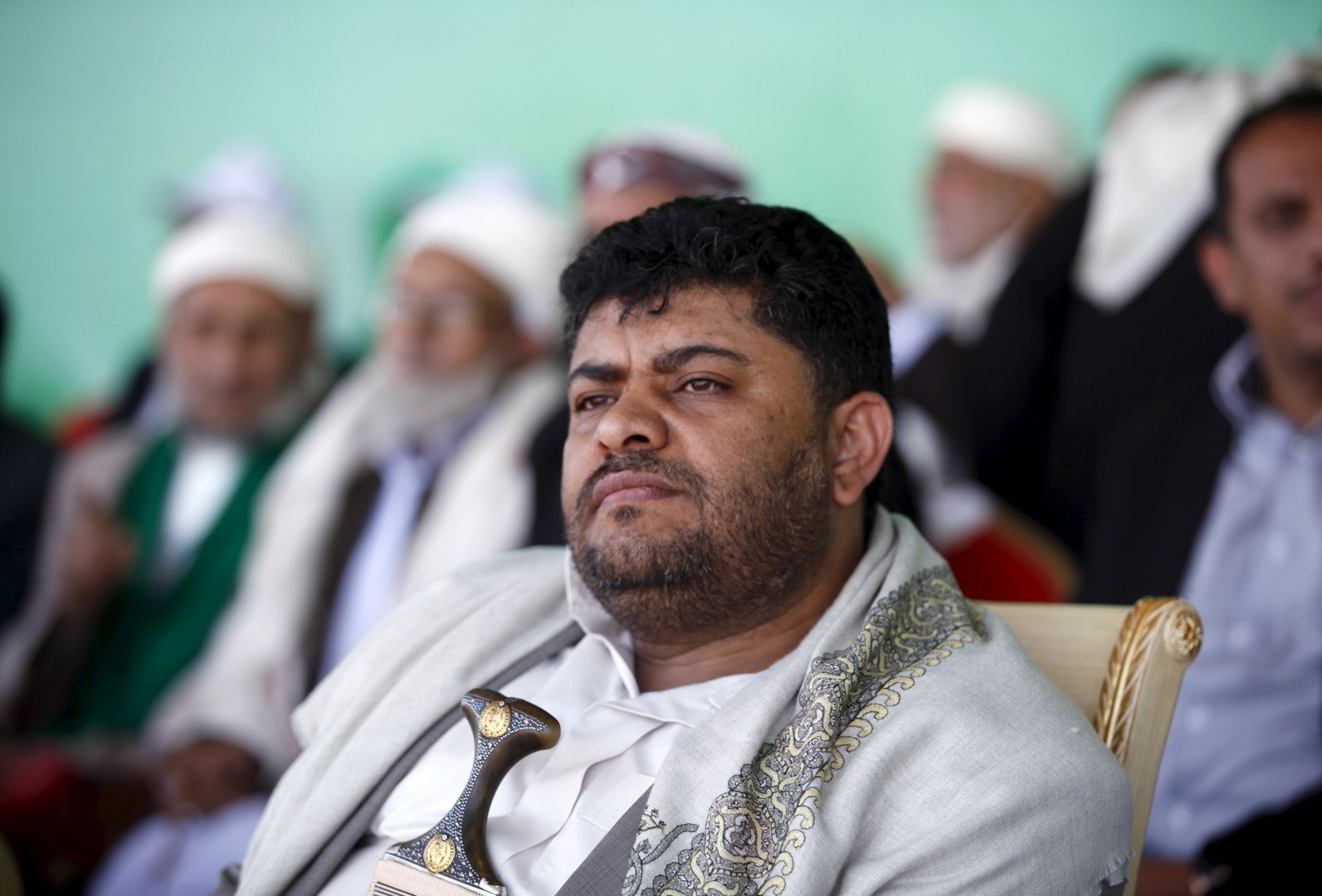 الحوثي: منع دول العدوان دخول سفن المشتقات النفطية هو إرهاب لشعب بأكمله