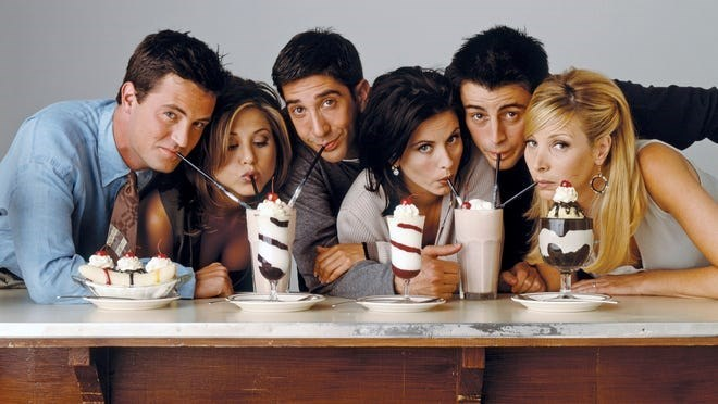 Aniston: You're stuck with us for life.