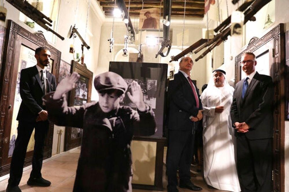 The Crossroads of Civilizations Museum opens in Dubai.