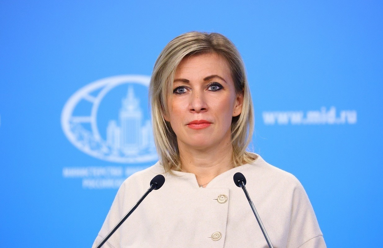 Zakharova on Gaza: There is Every Reason to be Afraid