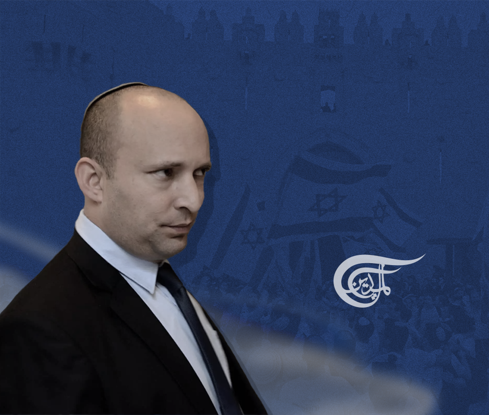 Bennett opted to allow a procession by Israeli settlers