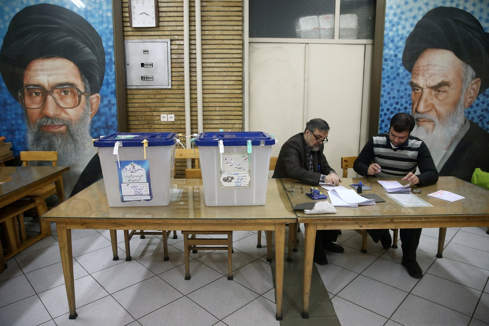 Presidential elections are scheduled to be held in Iran on 18 June 2021