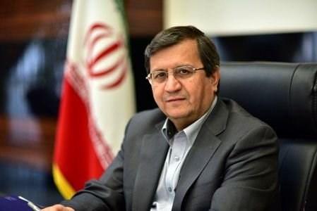 Presidential candidate Albdolnasser Hemmati