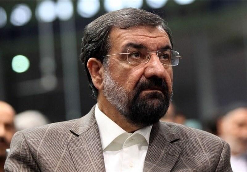 Presidential candidate Mohsen Rezaei