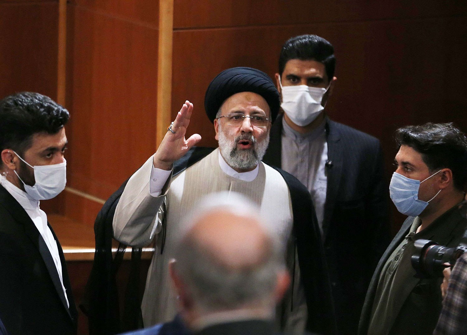Raisi: The electoral competition has ended.. the stage of cooperation and work to solve the people's problems has begun.