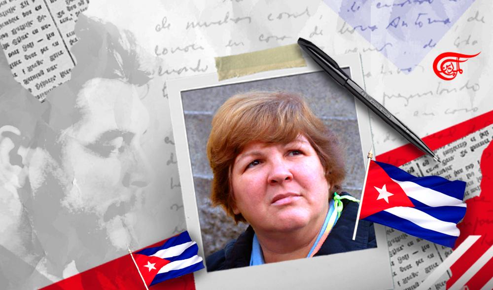 A Letter From Aleida Guevara to Al Mayadeen