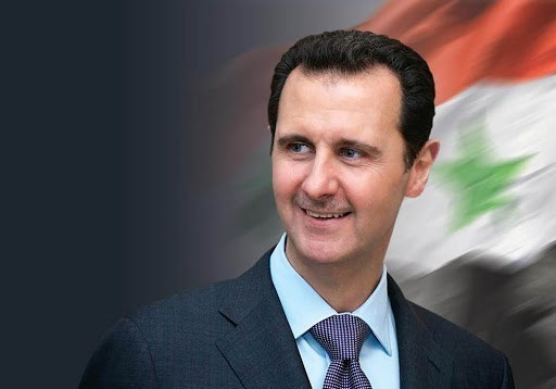 Al-Assad is sworn in for a new term today before the People's Assembly.