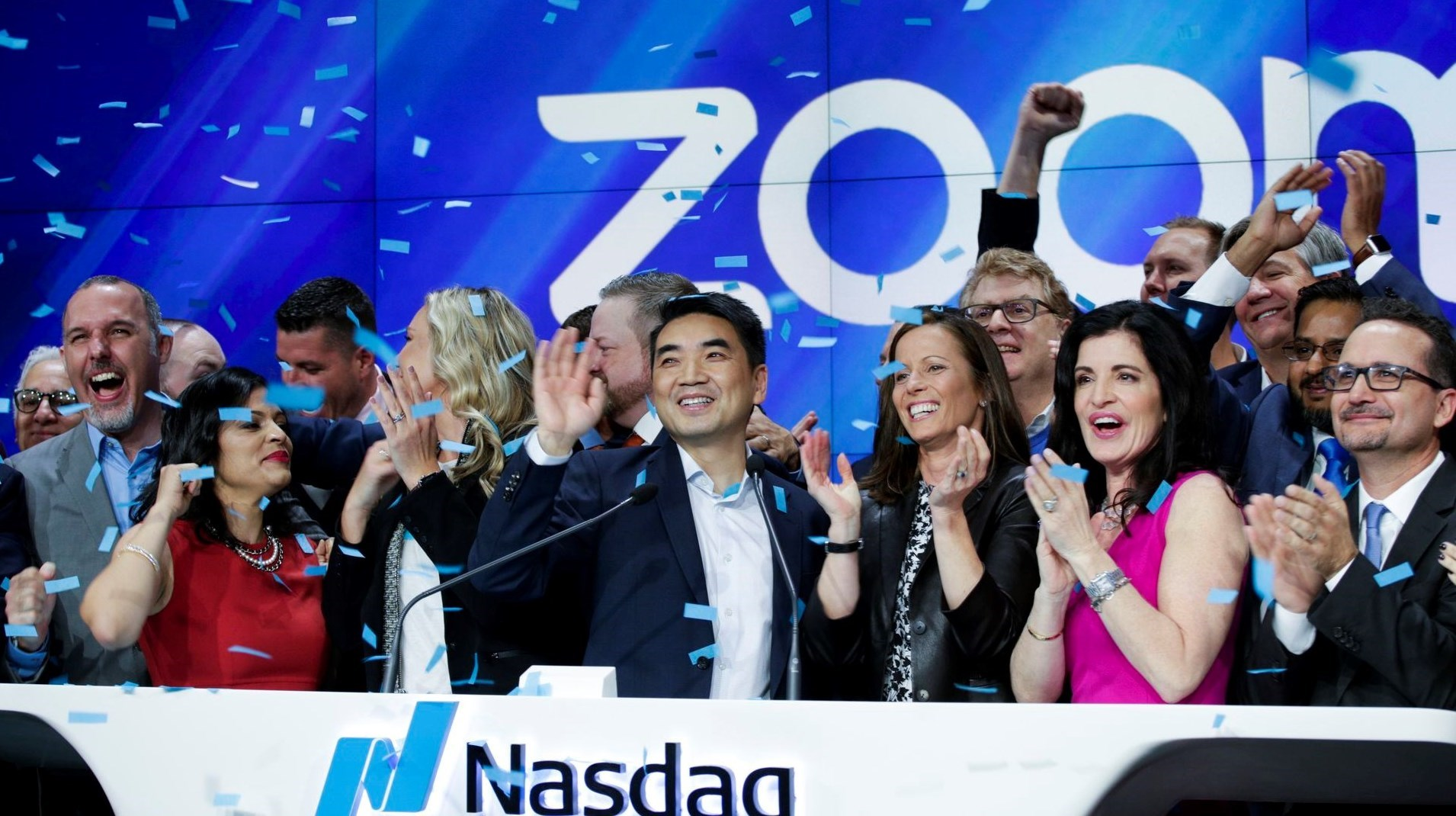 Zoom takes over a deal for a cloud software prvider Five9 that is worth 15 billion$.