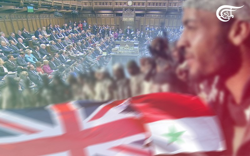 British Government's Dirty War on Syria