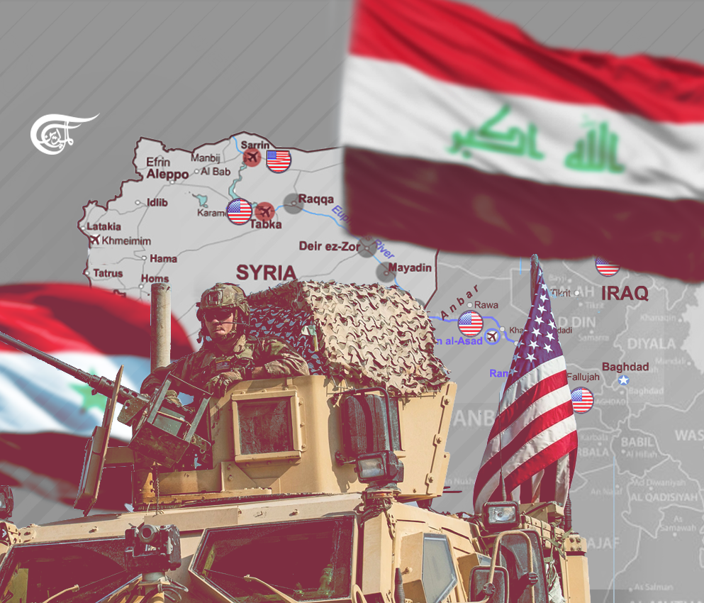 US forces to stay in Iraq and Syria