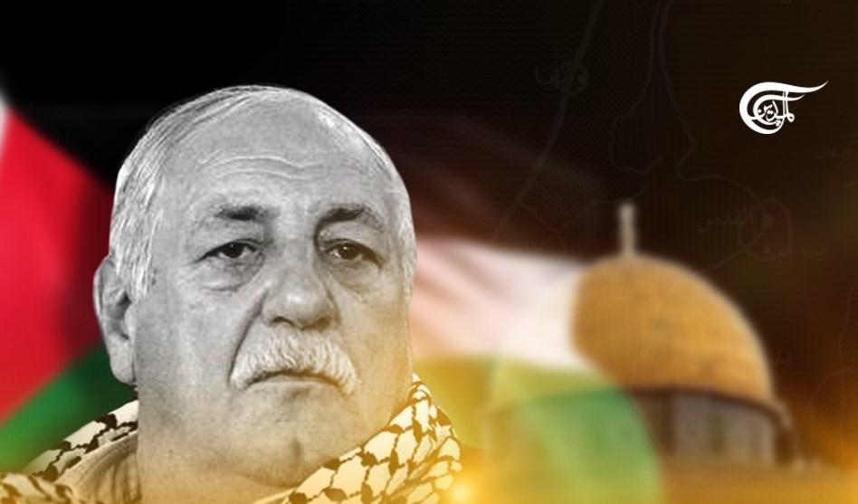 Who is Palestinian Leader Ahmad