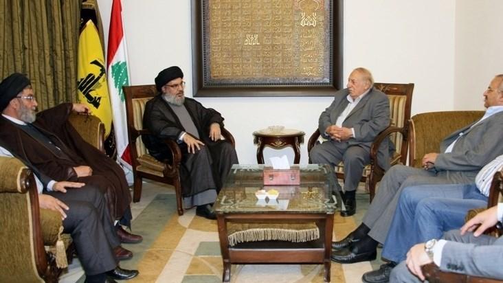 Hezbollah Offers Condolences on Death of Leader Ahmad Jibril