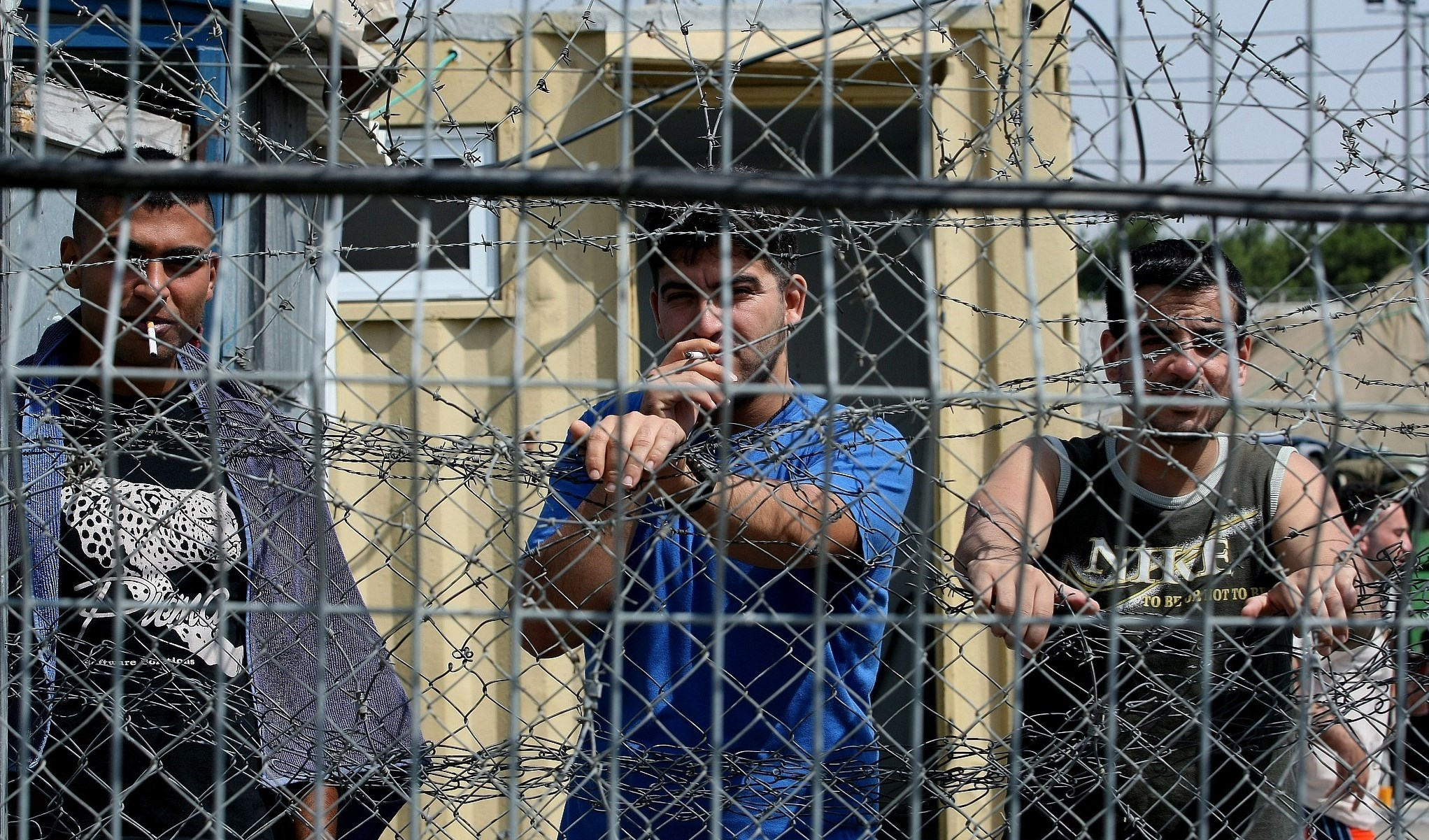 Palestinians are still placed under administrative detention without charges filed against them.